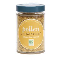 Pollen de Châtaignier BIO