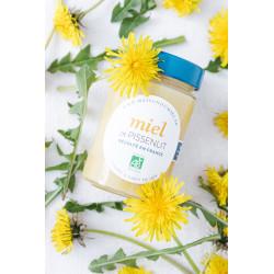 Miel de Pissenlit Origine France BIO | La Maison du Miel