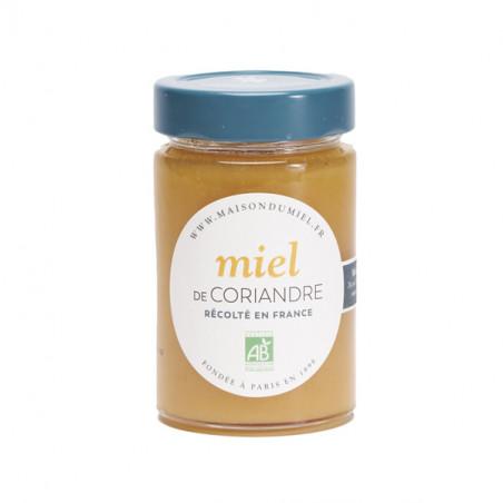 Miel de Coriandre de France BIO | La Maison du Miel