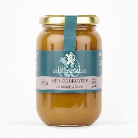 Miel de Bruyère d'Espagne (500g)