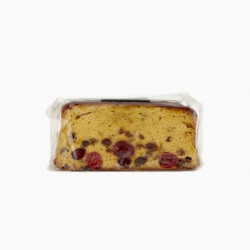 vrai cake anglais aux fruits confits