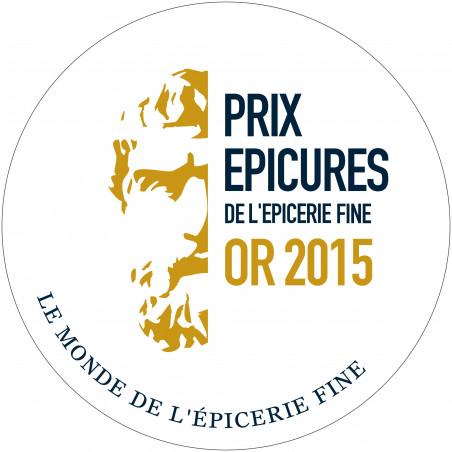 Prix d'Or - Epicures de l'épicerie fine 2015