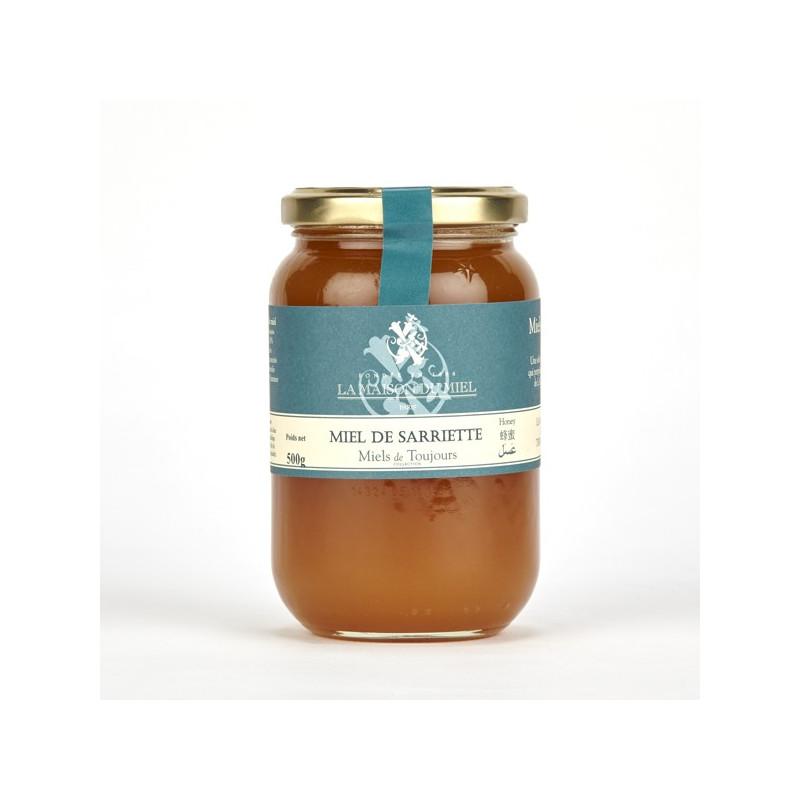 Miel de Sarriette d'Espagne (500g)