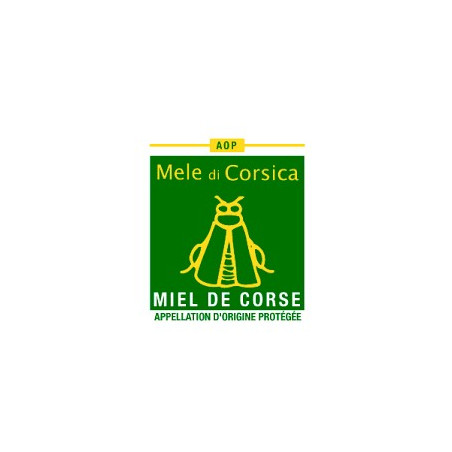 Appellation d'Origine Protégée Label : Miel de Corse