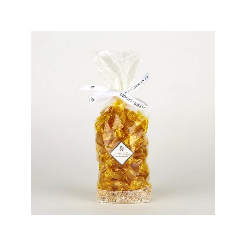Sachet Bonbons durs au miel