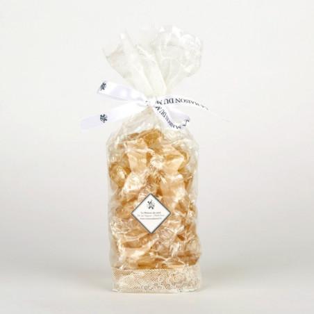 Sachet Bonbons fourrés au miel