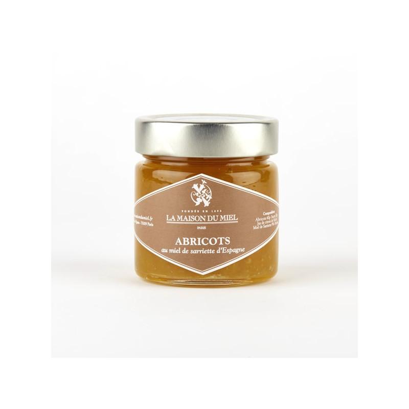 Abricots au miel de Sarriette d'Espagne