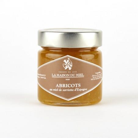 Confiture d'Abricots au miel de Sarriette d'Espagne