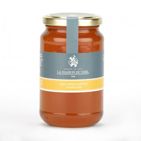 Miel d'Eucalyptus d'Espagne (500g)