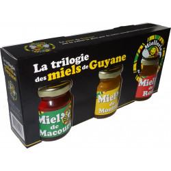 "Coffret ""Miels de Guyane"""