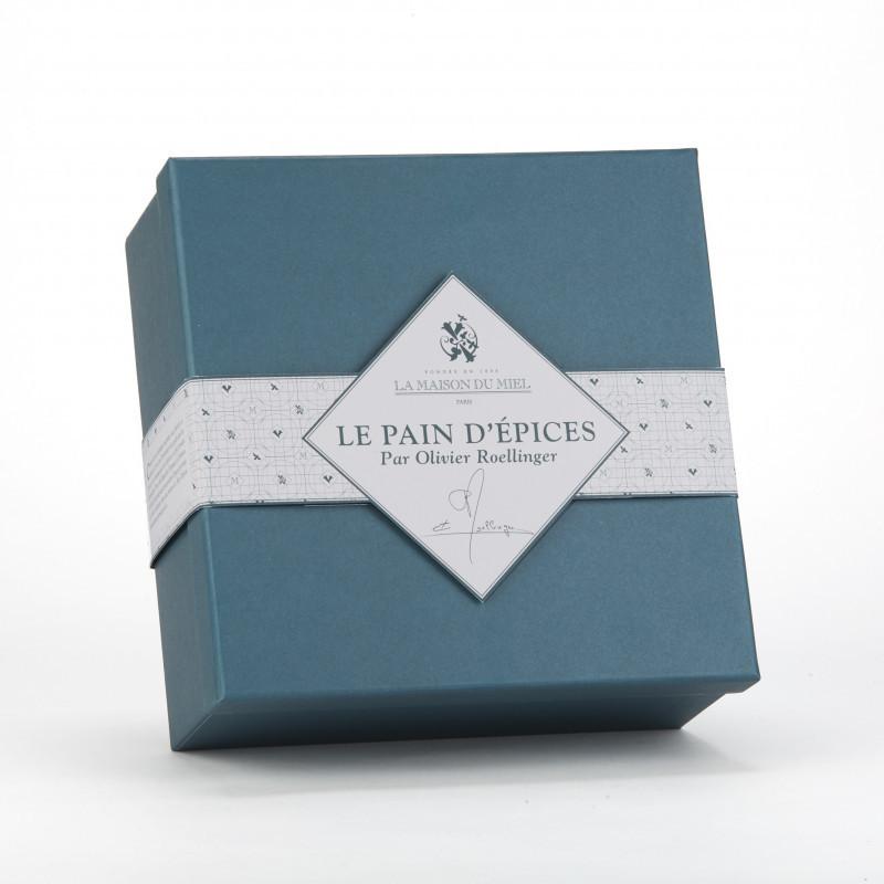"""Le Coffret """"Pain d'épices"""" par Olivier Roellinger"""