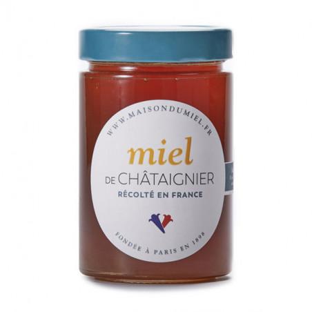 Miel de Châtaignier de France (500g)
