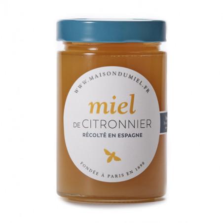 Miel de Citronnier d'Espagne (500g)