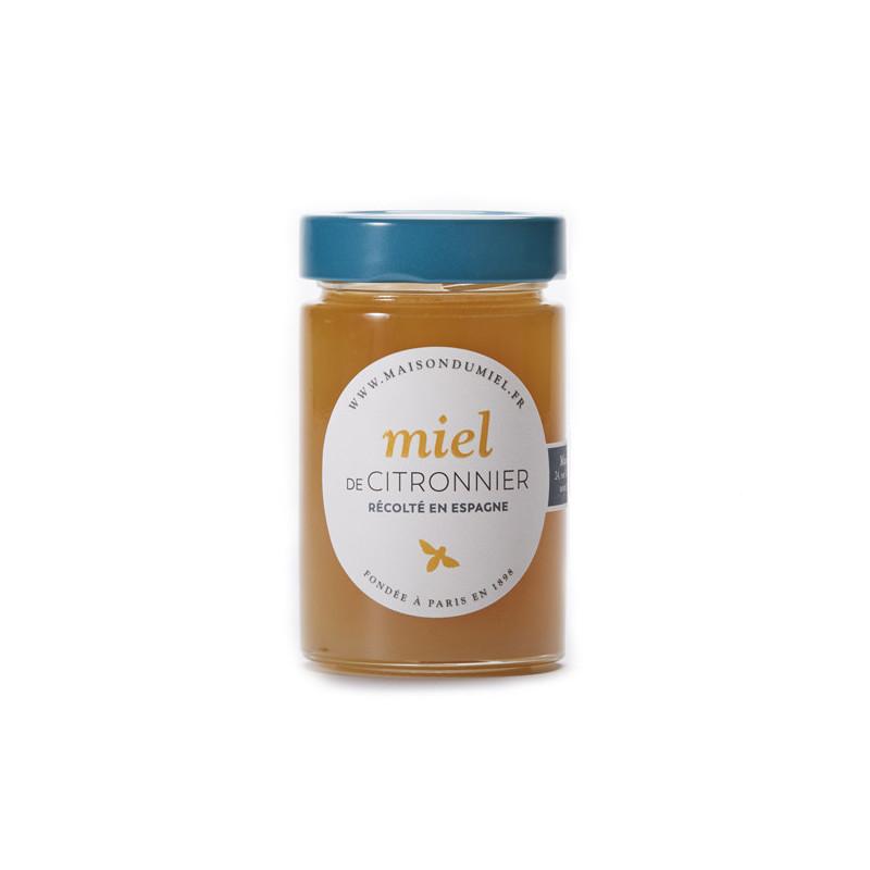 Miel de Citronnier d'Espagne (250g)