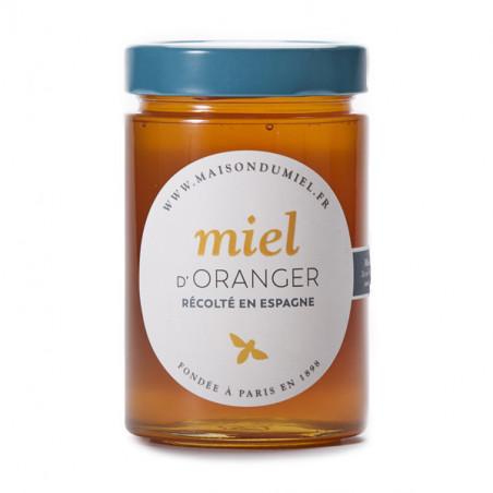 Miel d'Oranger d'Espagne (500g)