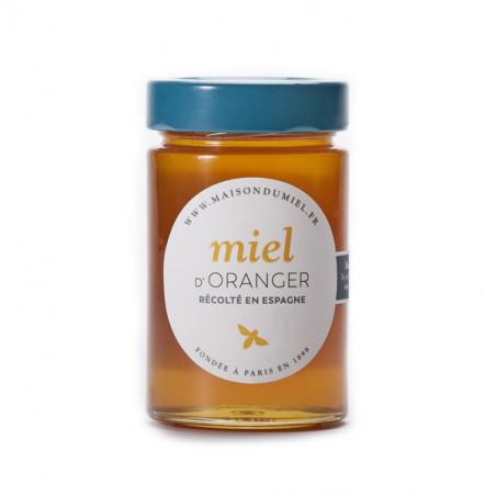 Miel d'Oranger d'Espagne (250g)