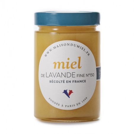 """Miel de Lavande Fine """"n°150"""" de France (500g)"""