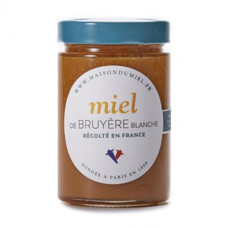 Miel de Bruyère Blanche de France (500g)
