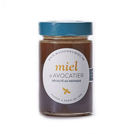 Miel d'Avocatier du Mexique (250g)