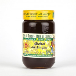 Miellat du Maquis Corse (400g)