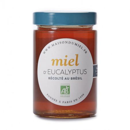 Miel d'Eucalyptus du Brésil (500g)