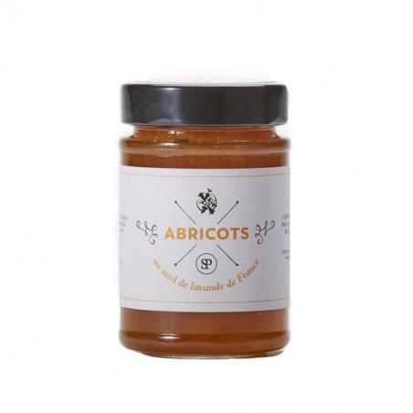 Abricots au Miel de Lavande de France (220g)