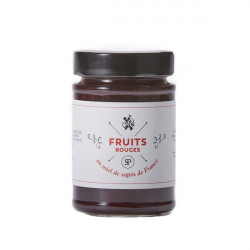 Fruits rouges au Miel de Sapin de France (220g)