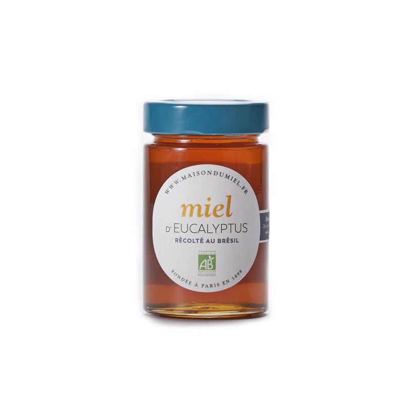Miel d'Eucalyptus du Brésil (250g)