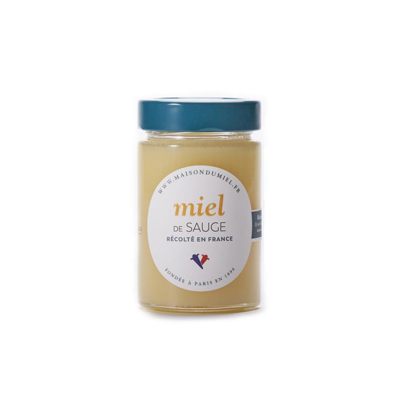 Miel de Sauge de France (250g)