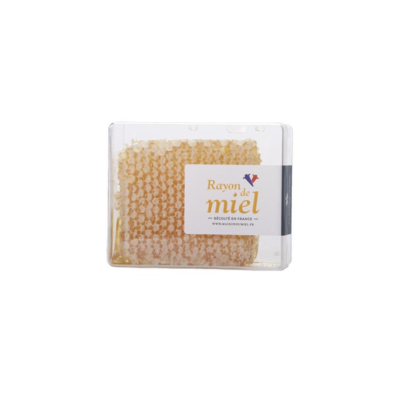 Rayon de miel de Montagne récolté en France