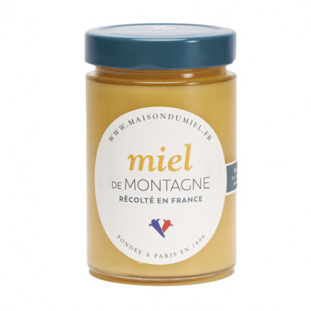 Miel de Montagne de France (500g)