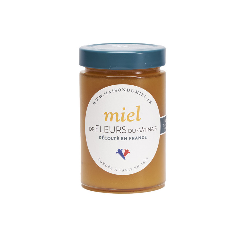 Miel du Gâtinais (500g)