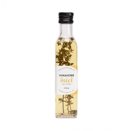 Vinaigre de miel aromatisé au Thym.