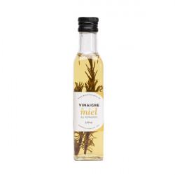 Vinaigre de Miel aromatisé au Romarin