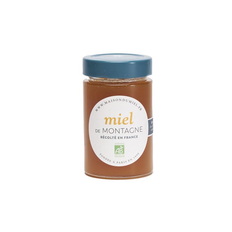 Miel de Montagne de France BIO