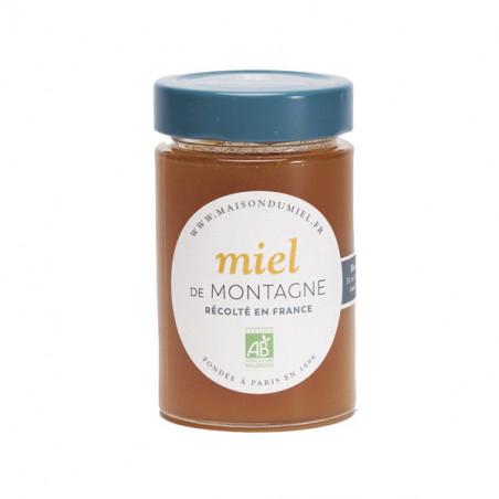Miel de Montagne de France BIO (250g)