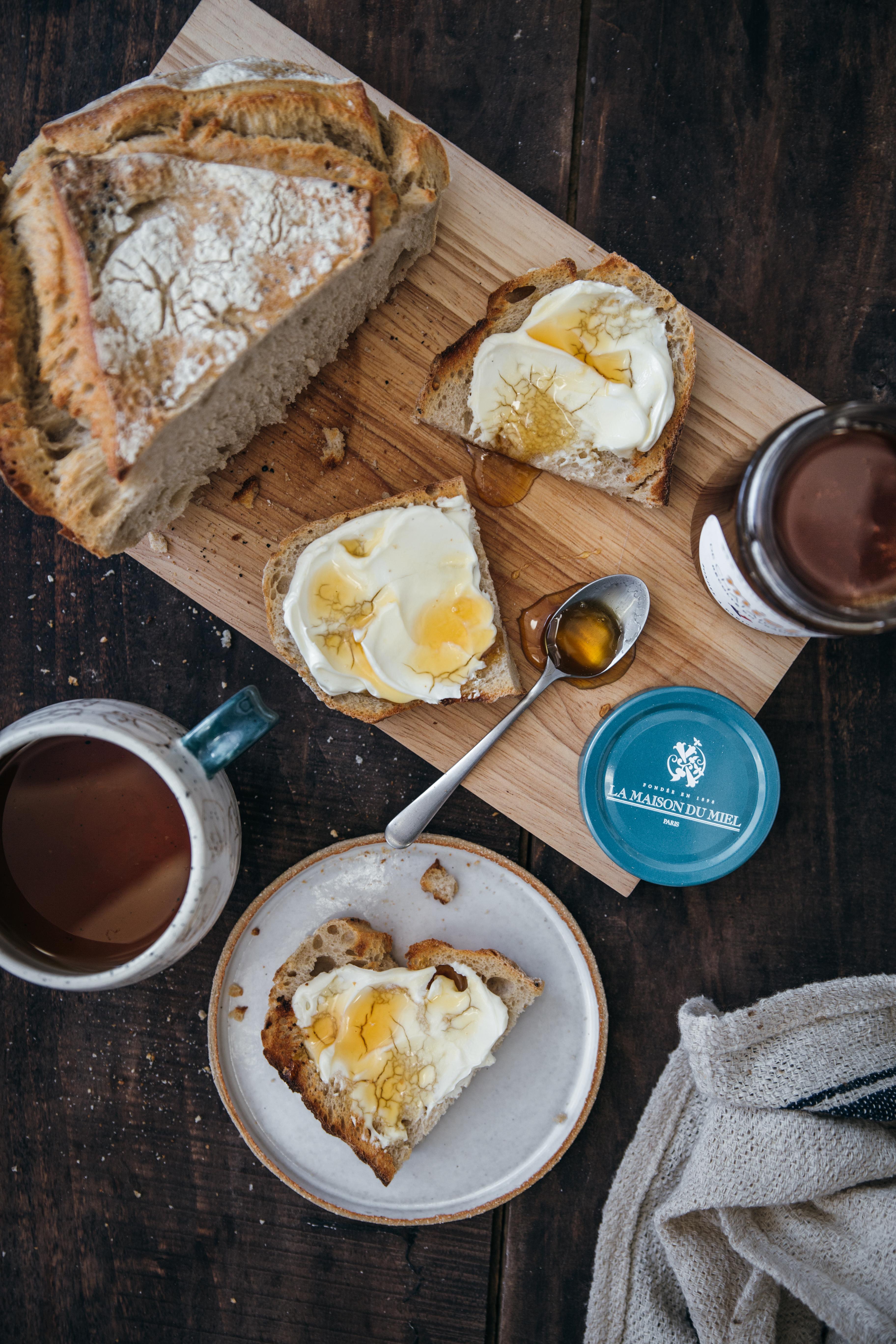 Miel petit déjeuner |La Maison du  Miel