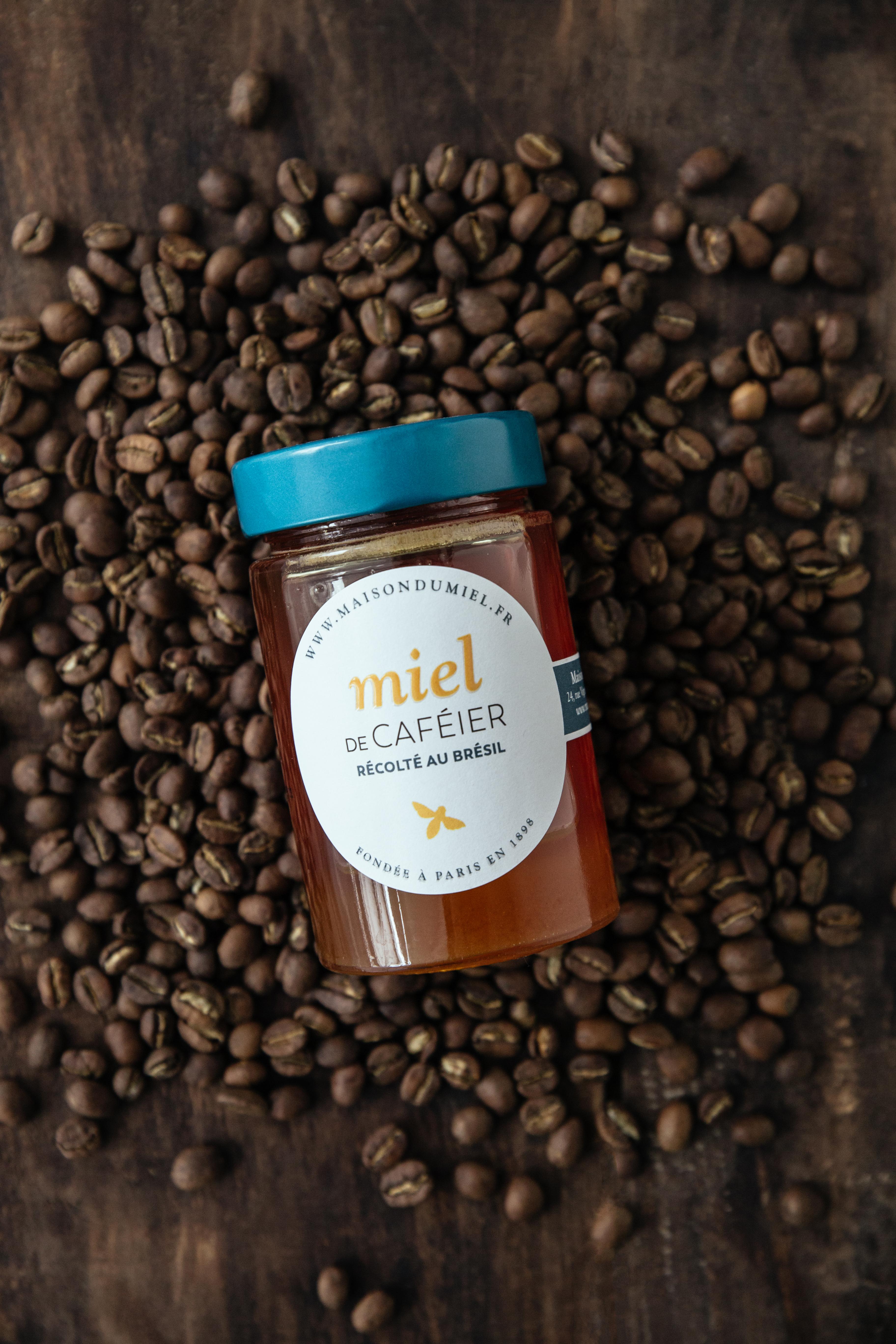 Miel de caféier Origine Brésil   La Maison du Miel