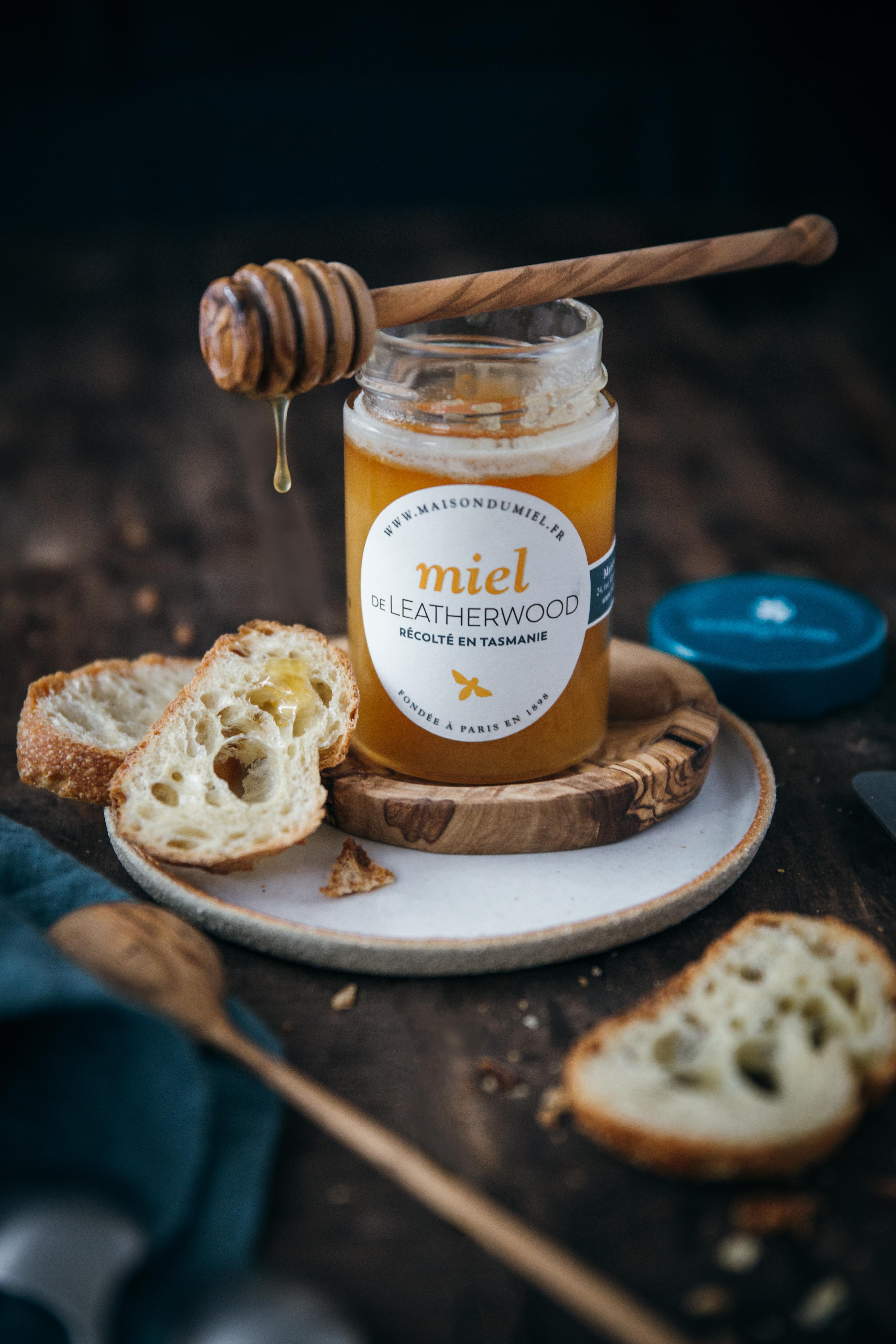 Miel de leatherwood Origine Tasmanie | La Maison du Miel