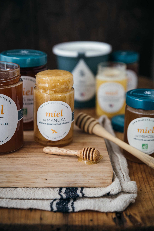 Miel de manuka Origine Nouvelle Zélande | La Maison du Miel