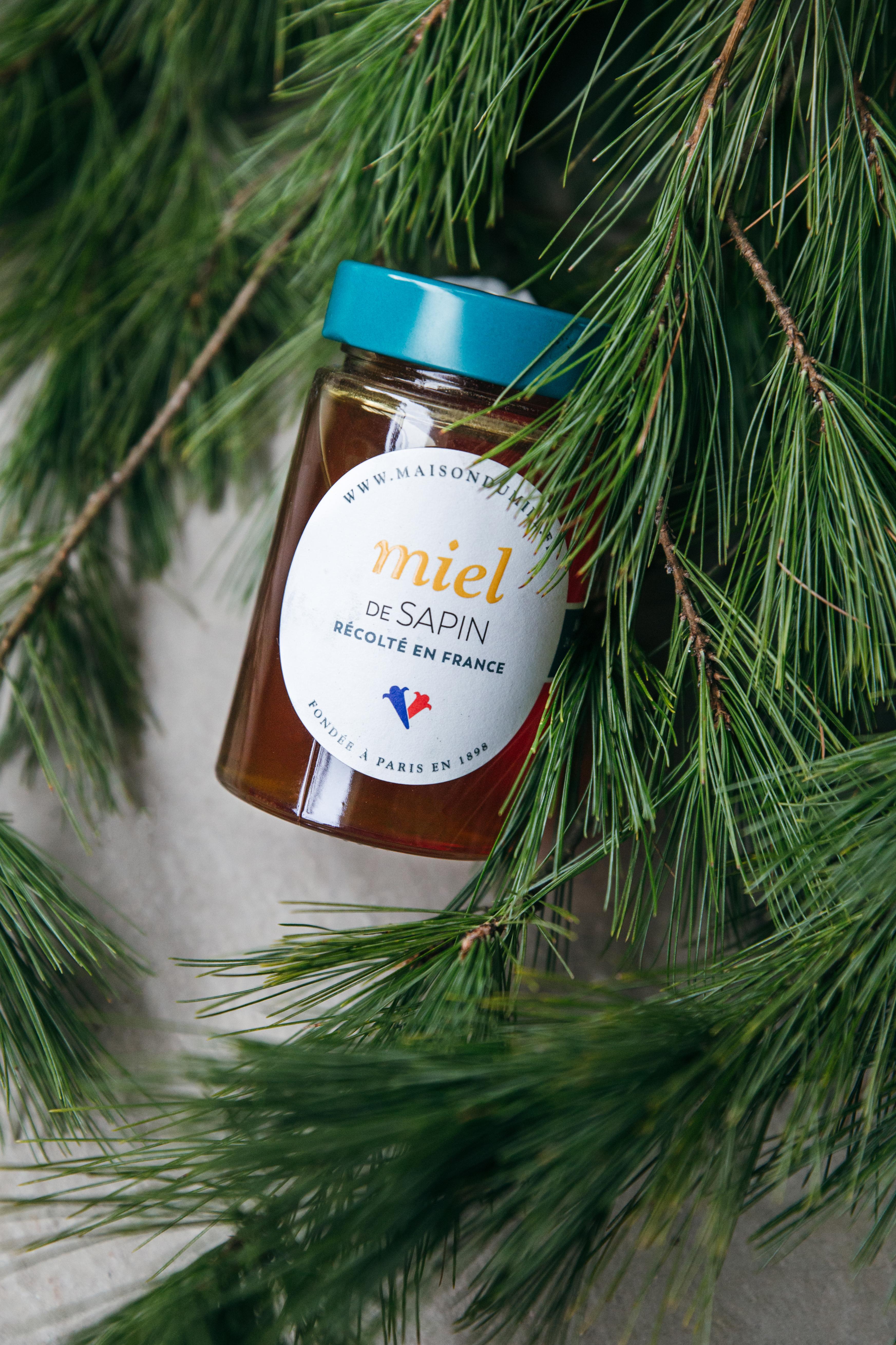 Miel de Sapin Origine France | La Maison du Miel