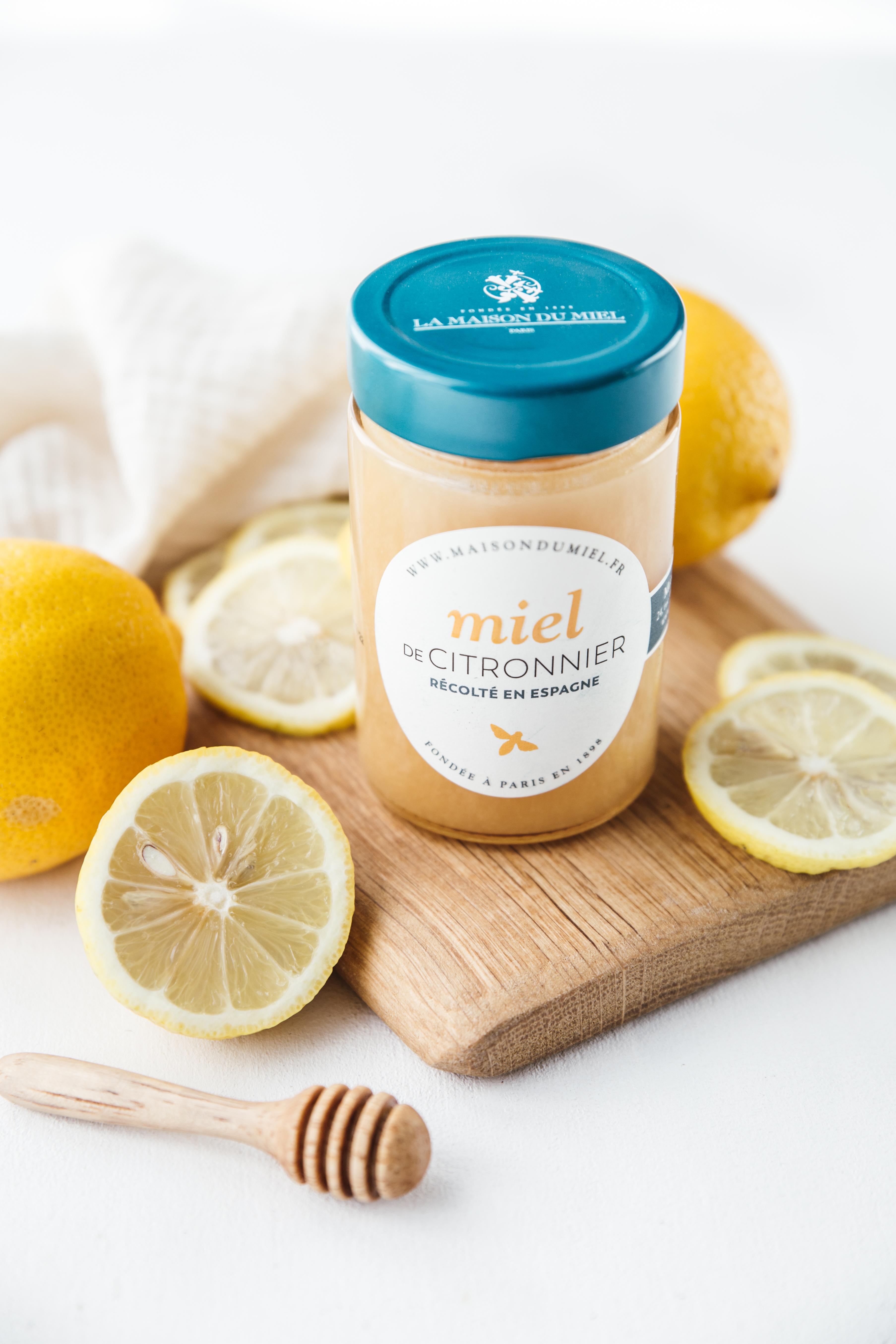 Miel de citronnier Origine Espagne | La Maison du Miel