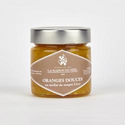 Oranges douces et miellat du maquis Corse